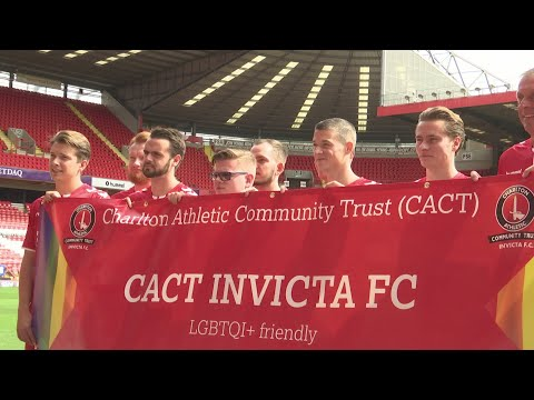 LGBTQI+ Football Team To Tackle Homophobia In Sport