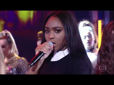 Fifth Harmony  - He Like That (Live on Domingão do Faustão)