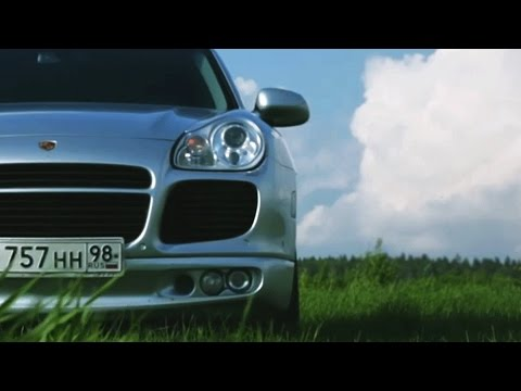 Porsche Cayenne Turbo за 400тысяч рублей. Часть 1