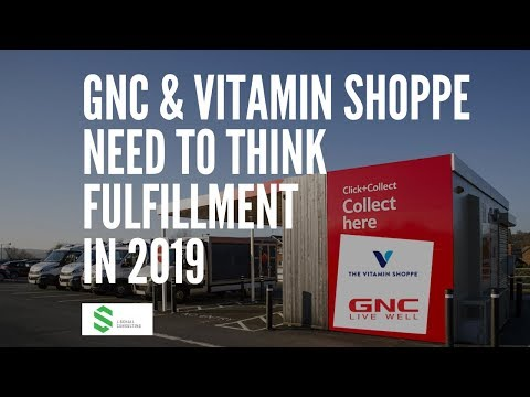The Vitamin Shoppe Adds BOPIS, Is GNC Next? | Deep Dish CPG Ep.16