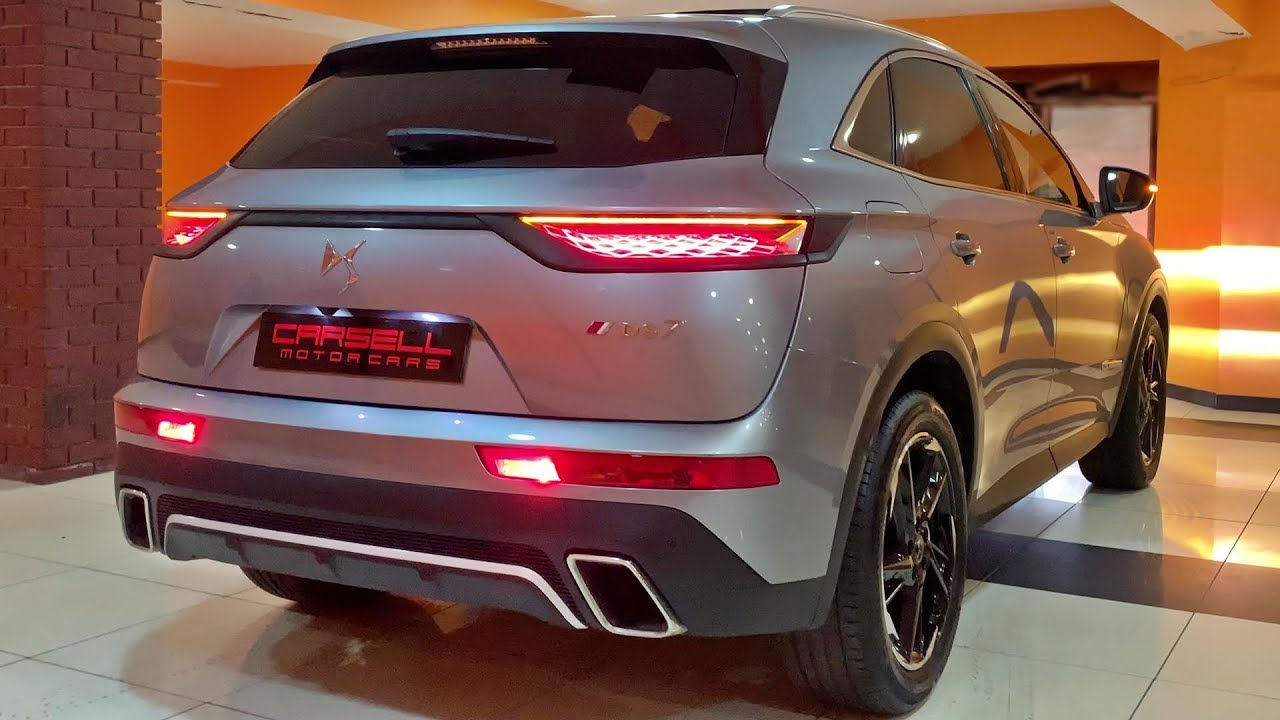 DS 7 Crossback- Wonderful French SUV - Pricing- GoodAutoDeals