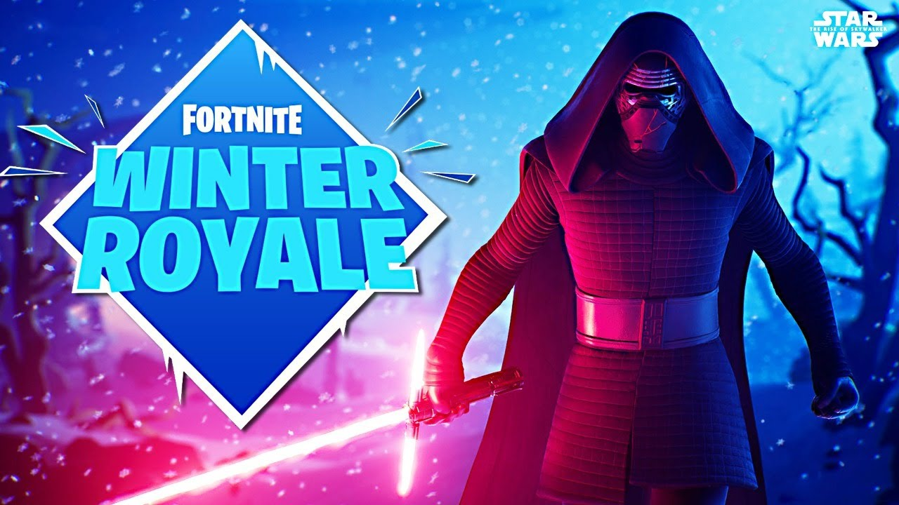 Epic Games uses Star Wars promotional content for their popular battle royale, Fortnite!