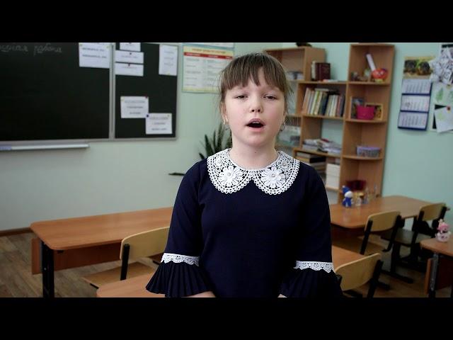 Изображение предпросмотра прочтения – ДаринаПрошкина читает произведение «Волки» И.А.Бунина
