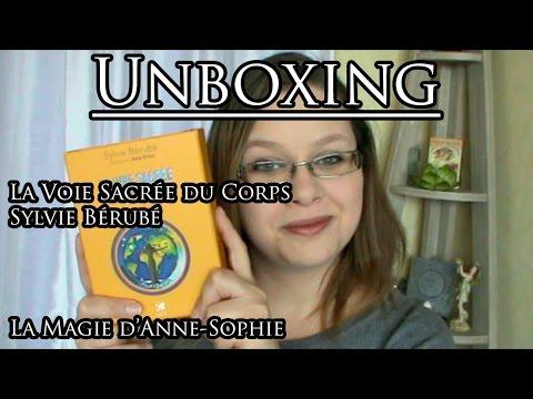 [UNBOXING] Sylvie Bérubé - La Voie Sacrée du Corps