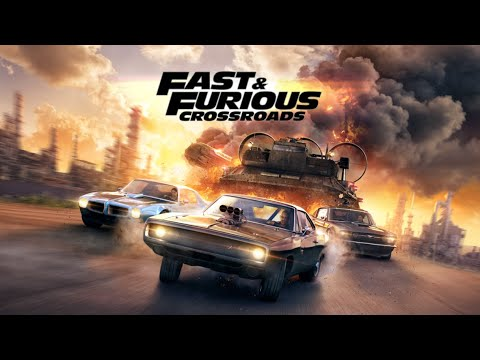 Fast & Furious Crossroads Gameplay Trailer