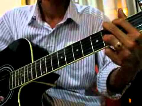 Handy Black - Kau Yang Bernama Seri (acoustic cover by Dr Zek)