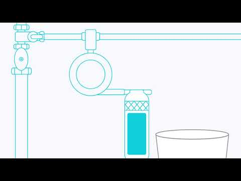 Installing an Avalon Countertop Bottleless Water Cooler to Your Refrigerator Water Line