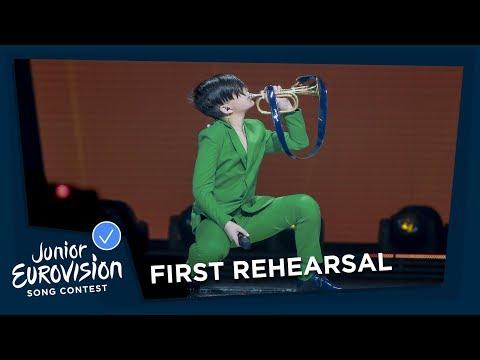 L.E.V.O.N - L.E.V.O.N - Armenia - First Rehearsal - Junior Eurovision 2018
