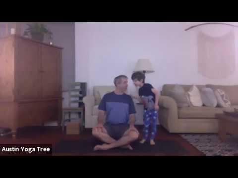 iyengar yoga w/ jonathan troen  may 21 2020  youtube
