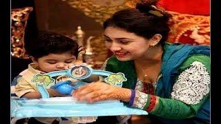 নবাব শাকিব অপুর ছেলে আব্রাহাম যেভাবে শাকিব খান কে বাবা বলে ডাক দেয় দেখুন !!! Shakib Khan Apu Biswas