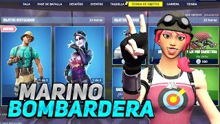 *NEW NAVY SKIN* AND DARK BOMB ER