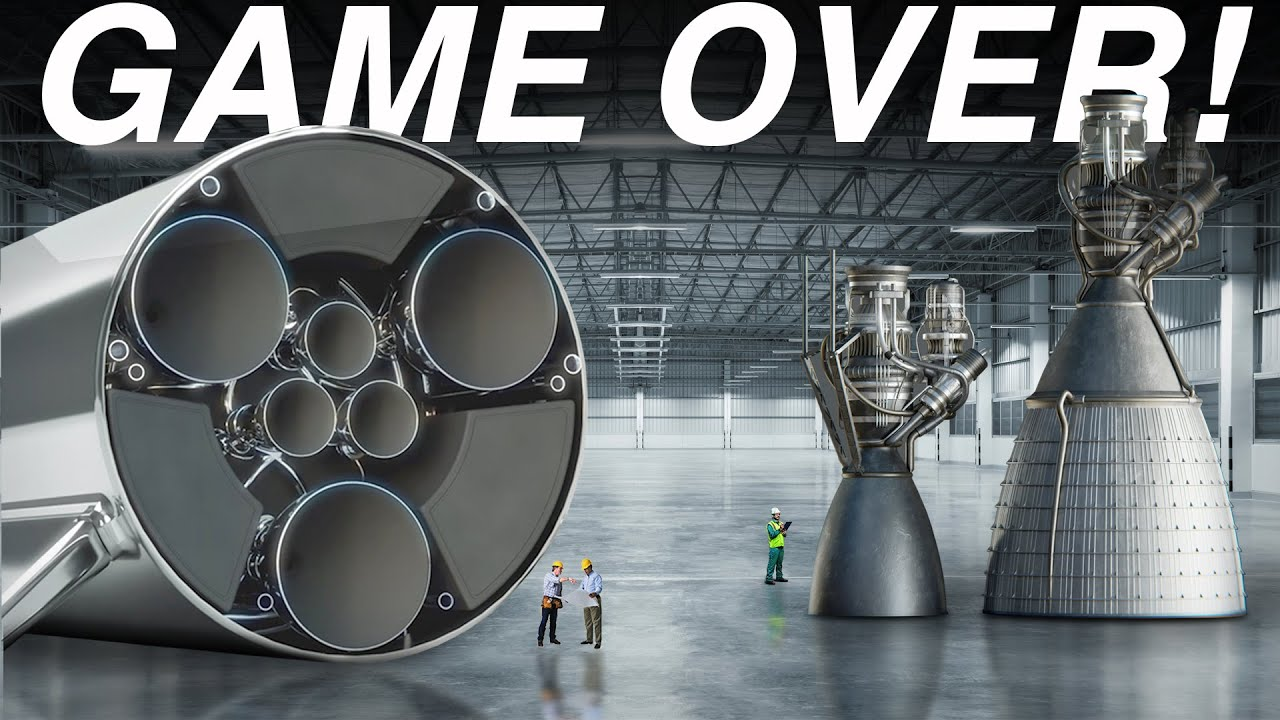 Download SpaceX INSANE NEW Raptor Engines Are Unlike Any Other!