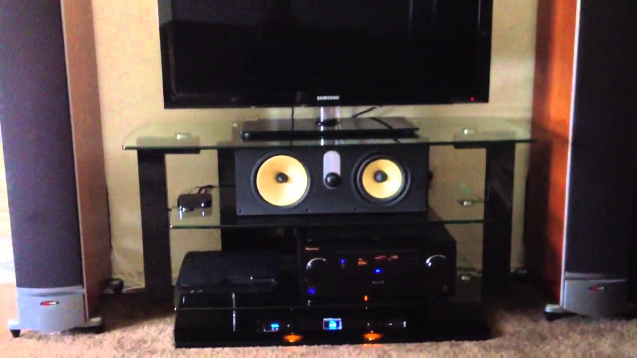 Bowers And Wilkins Htm61 Youtube