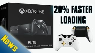 New 1tb SSHD Xbox One Loads 20 Percent Faster Xbox One Elite Controller Bundle ~ Video Game News