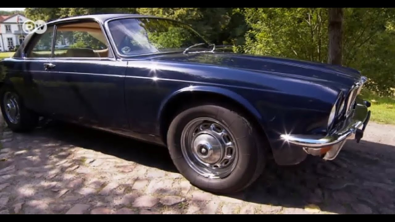 Combining elegance with sportiness: Jaguar XJ 12 C BJ 1973 ...