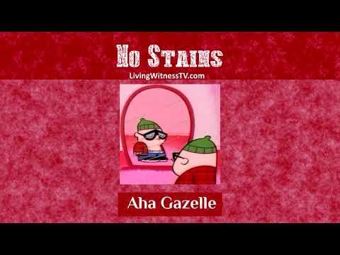 Aha Gazelle - No Stains (audio)