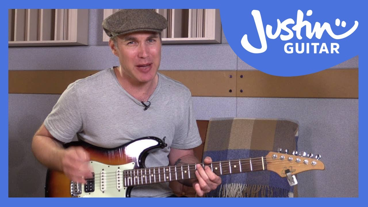 10 Funking Awesome Funk Chords Justinguitar
