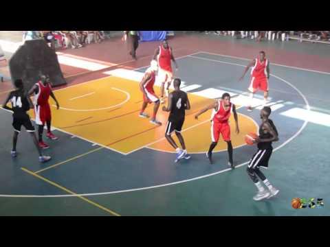 FIBA AFRICA ZONE V CHAMPIONSHIP 2015-2016: CITY OILERS(UGANDA) vs CITIZEN(SUDAN)