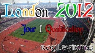 London 2012 - Ouverture et qualification Jour 1 - royleviking