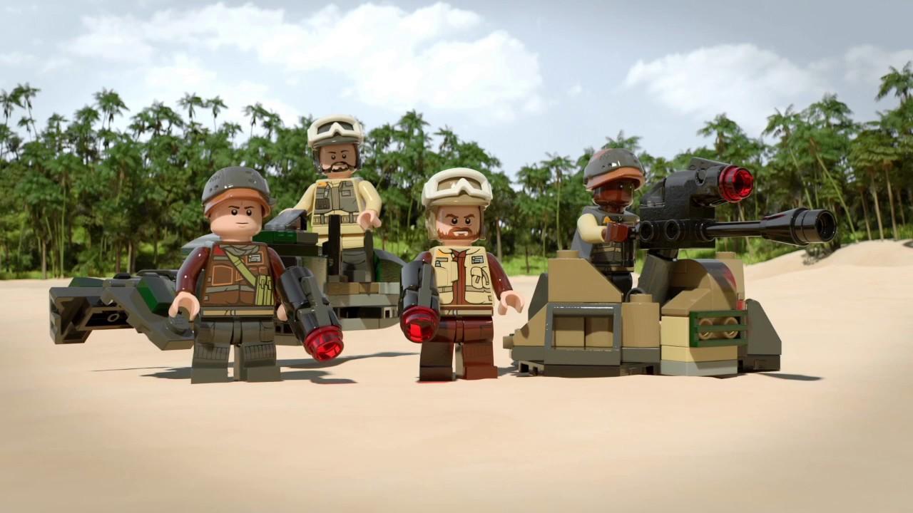 LEGO Star Wars - Nuovi Set Battle Pack - 2017 Italiano ...