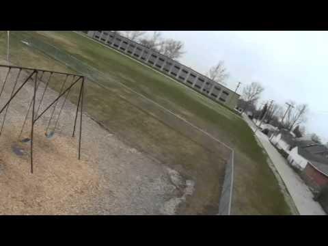 Jeff's Maiden Drone Flight