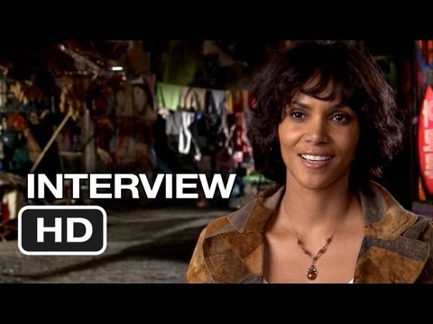 Cloud Atlas Interview (2012) - Halle Berry Movie HD