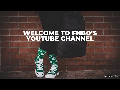 Welcome To FNBO's YouTube Channel