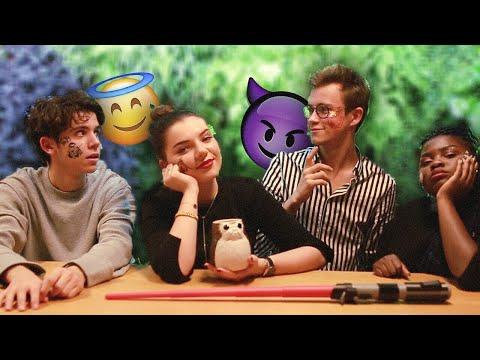 Mechant ou Gentil ? w/ Clara,Gloria & Sulivan | Sundy Jules