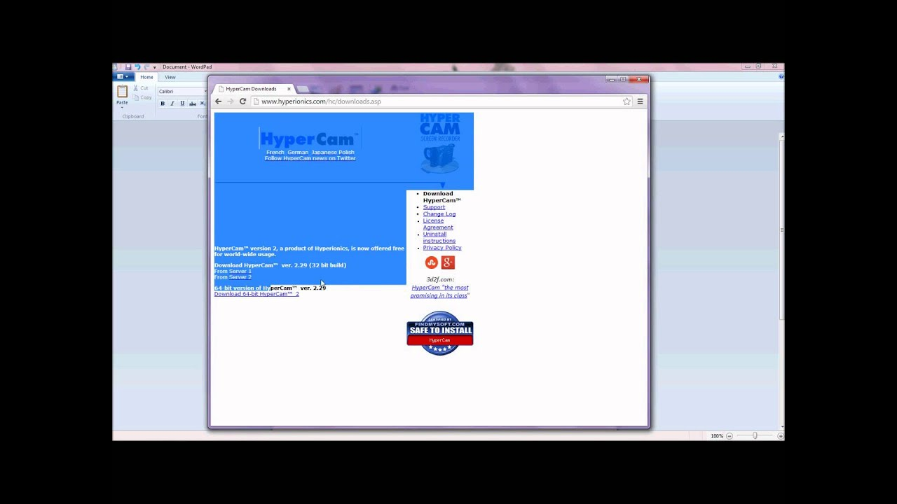 How To Download Hypercam 2 [2014 + FREE]