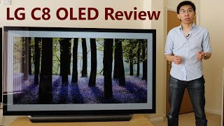 LG C8 2018 OLED TV Review