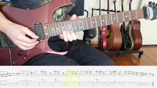 The Mamas & The Papas - California Dreaming (solo) with tabs
