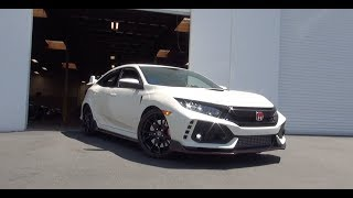 How to Add More Fun & Power to a 2017 Honda Civic Type R with a Hondata Tune