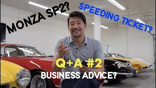 8 Questions with David Lee! | Q&A #2