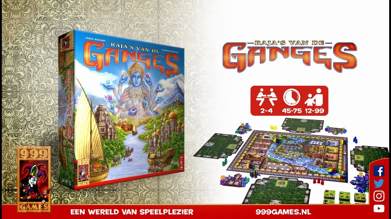 999 Games Raja S Van De Ganges Trailer 999 Games