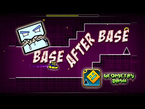 Geometry Dash | Ep.01 | Base After Base | MdkProHD