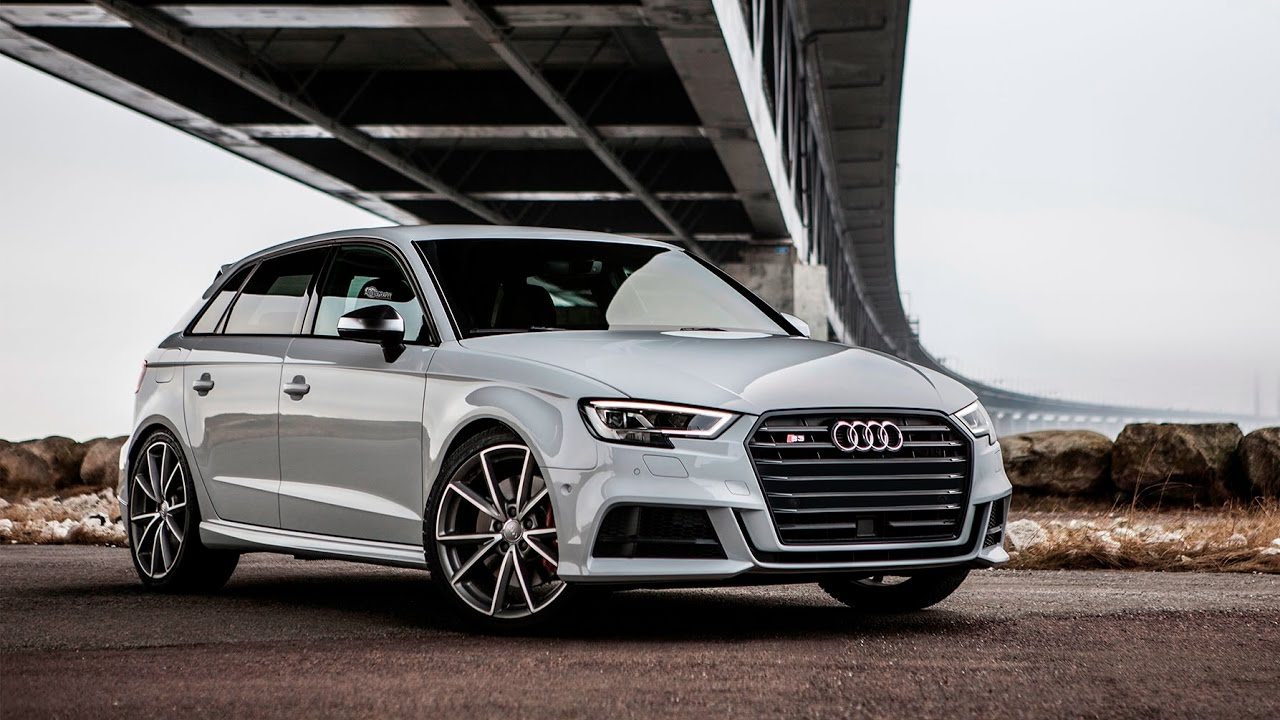 2017 audi s3 sportback facelift 310hp launch control. Black Bedroom Furniture Sets. Home Design Ideas