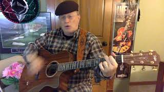2278 -  Call Me Up In Dreamland -  Van Morrison cover  - Vocals -  Acoustic guitar & chords