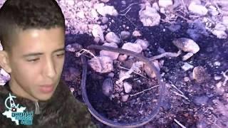 المعدر الكبير : فيديو يُظهر مكان مقتل الشاب الذي دهسته سيارة متخصصة في التهريب