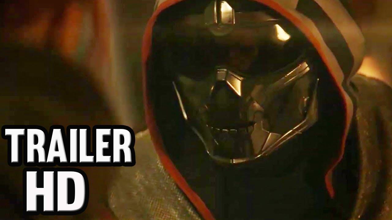BLACK WIDOW Trailer # 2 NEW 2020 Scarlett Johansson, Marvel Movie HD