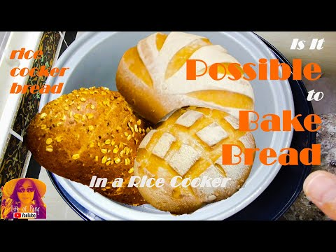 EASY RICE COOKER CAKE RECIPES:  Is It Possible to Bake Bread in a Rice Cooker?