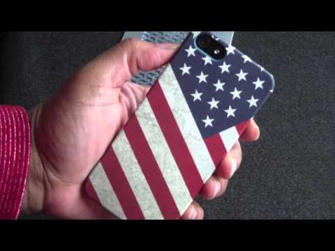 Proporta US Flag Case for the iPhone 5 **Review**