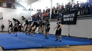 Bauxite Sr  High Football Team as Dancers
