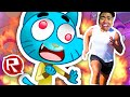 ESCAPE THE AMAZING WORLD OF GUMBALL! | Roblox