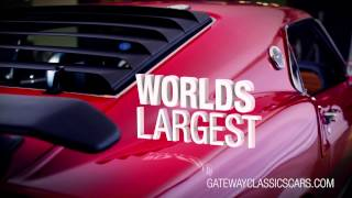 Gateway Classic Cars Commercial