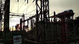 HVCB closing energize gardu induk 150 kv
