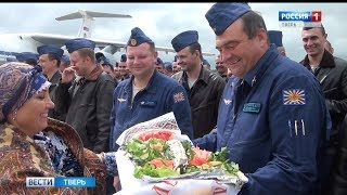 Тверские лётчики приняли участие в масштабных учениях ВДВ и ВТА