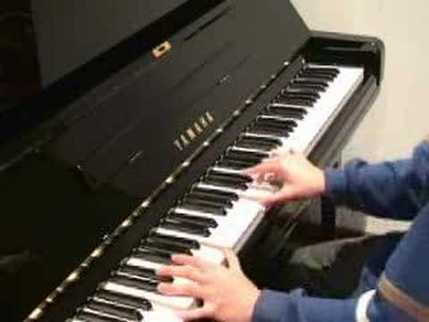 Coldplay - Yellow (piano cover)