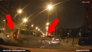 ДТП с тремя автомобилями на ул. Николая Федорова в Тюмени