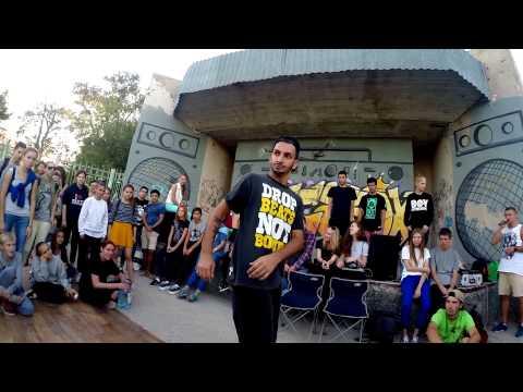 GOCHA Astrakhan   MC Showcase At MOMO Battle