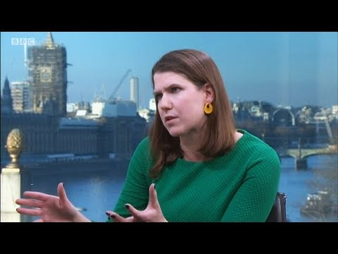 video: Jo Swinson suggests allowing votes at 16 in second referendum as she is accused of 'fiddling' Brexit